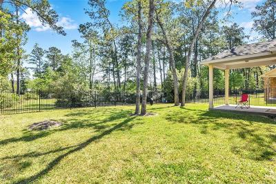 Tomball Single Family Home For Sale: 78 E Heritage Mill Circle