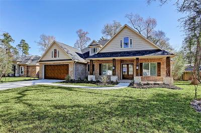 Magnolia Single Family Home For Sale: 810 Box Elder