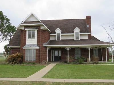 Wharton County Farm & Ranch For Sale: 3920 County Road 387
