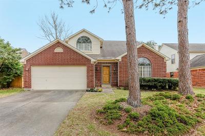 League City TX Single Family Home For Sale: $239,200