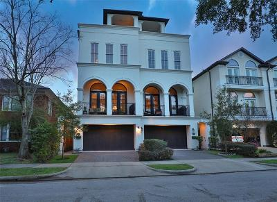 Houston Condo/Townhouse For Sale: 1303 W Bell Street