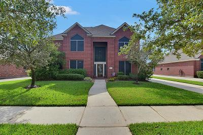 Tomball Single Family Home For Sale: 11927 Canyon Timbers