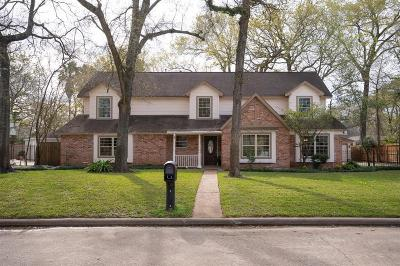 Houston Single Family Home For Sale: 14115 River Forest Drive