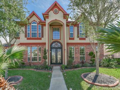Pearland Single Family Home For Sale: 11904 Southern Trails Court