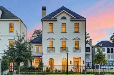 Houston Single Family Home For Sale: 104 Morningview Park Street