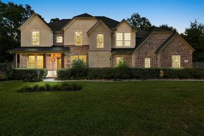 Conroe Single Family Home For Sale: 2607 Silverstone Way