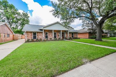 Houston Single Family Home For Sale: 4726 Spellman Road