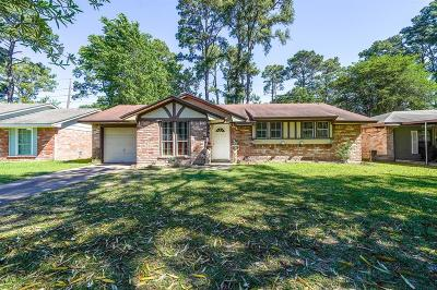 Houston Single Family Home For Sale: 7410 Battlewood Drive