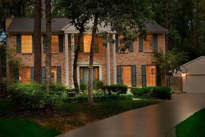 The Woodlands Single Family Home For Sale: 6 Berryfrost Lane