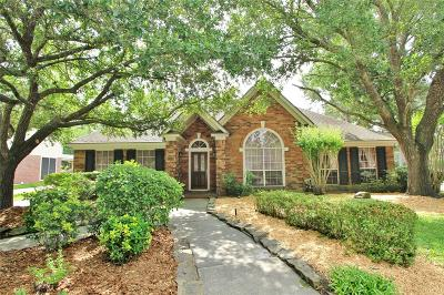 Kingwood Single Family Home For Sale: 4306 Brook Shadow Drive