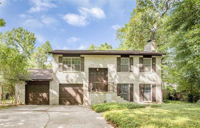 Kingwood Single Family Home For Sale: 2138 River Village Drive