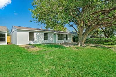 Houston Single Family Home For Sale: 8034 Jutland Road