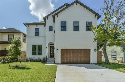 Bellaire Single Family Home For Sale: 4315 Oleander Street