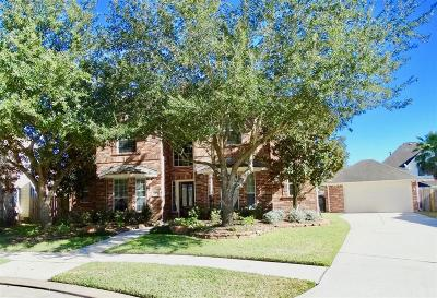 League City Single Family Home For Sale: 207 Whitehall Circle