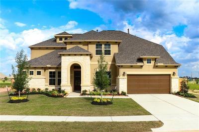 Tomball Single Family Home For Sale: 25222 Driftwood Harbor Lane
