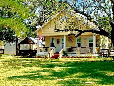 Bellville Single Family Home For Sale: 634 Kenney Hall Road