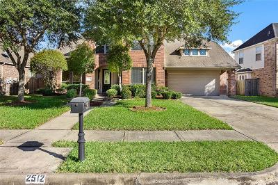 League City Single Family Home For Sale: 2512 Cambria Court