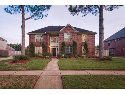 Friendswood Single Family Home For Sale: 501 Windsor Drive