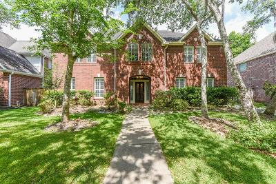Sugar Land Single Family Home For Sale: 1411 Pecan Trace Court