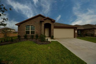Rosenberg Single Family Home For Sale: 1831 Bryson Heights