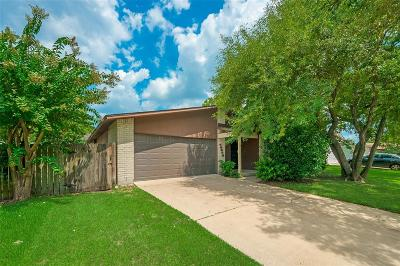 Houston Single Family Home For Sale: 15319 Mira Vista Drive