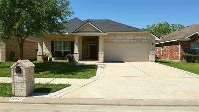 Harris County Single Family Home For Sale: 5331 Nautilus Lane