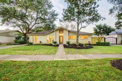 Meyerland Single Family Home For Sale: 5730 Birdwood Road