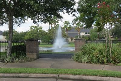 Katy Single Family Home For Sale: 22519 Rippling Shore Court
