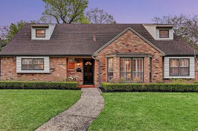 Houston Single Family Home For Sale: 14554 Cindywood Drive