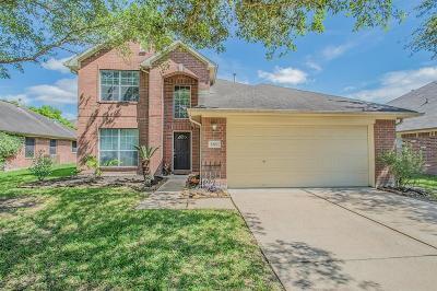 Pearland Single Family Home For Sale: 5307 Balmorhea Drive