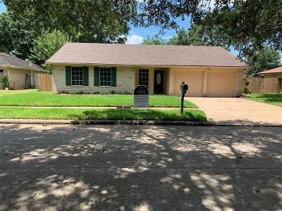Pearland Single Family Home For Sale: 5611 Cunningham Drive