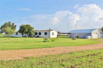 Austin County Farm & Ranch For Sale: 2819 Ward Bend Road