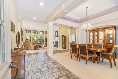 The Woodlands Single Family Home For Sale: 3 Biscay Court