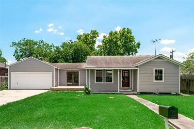 Texas City Single Family Home For Sale: 2405 20th Avenue N