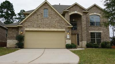 Conroe Single Family Home For Sale: 1913 Hill Manor Drive