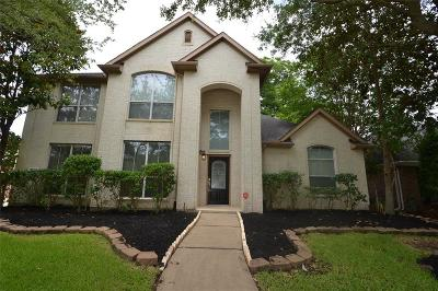 Sugar Land Single Family Home For Sale: 13411 Shady Bay Court