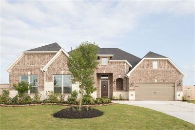 Fulshear Single Family Home For Sale: 4922 Kendalia Cloud Lane