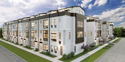 Houston Condo/Townhouse For Sale: 1121 Paige