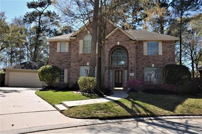 Kingwood Single Family Home For Sale: 4906 Birch Bough Court