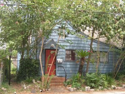 Houston Single Family Home For Sale: 802 Damon Court