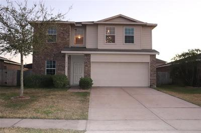 La Marque Single Family Home For Sale: 219 Turquoise Trade Drive