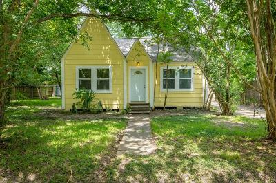Channelview Single Family Home For Sale: 1119 Pecan Street