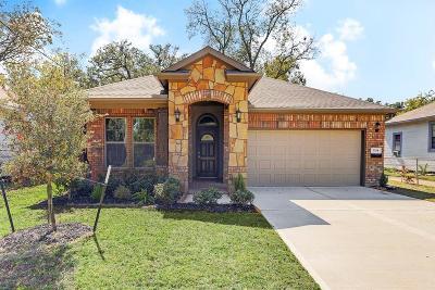 Houston Single Family Home Pending: 3341 McGowen Street Street