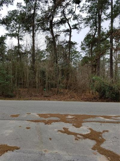 Humble Residential Lots & Land For Sale: Belleau Wood Drive