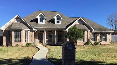 Willis Single Family Home For Sale: 7156 Clearwater Drive