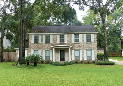 Conroe Single Family Home For Sale: 451 Stephen F Austin Drive