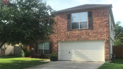 Texas City Single Family Home For Sale: 7825 Silver Oak Drive
