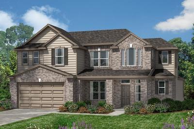 Magnolia Single Family Home For Sale: 8754 Stoney Brook Lane