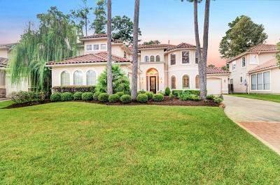 Single Family Home For Sale: 15715 Lake Iris Drive