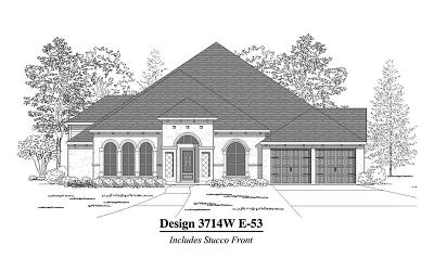 Cypress TX Single Family Home For Sale: $481,900